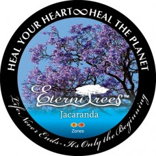 Jacaranda EterniTrees Urn for Pets